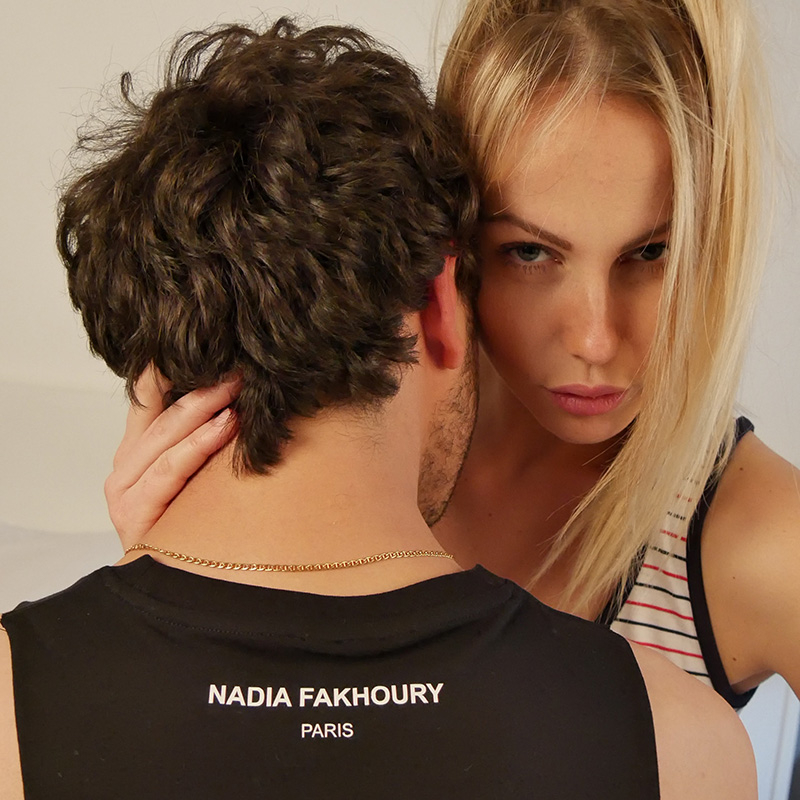 Collection Nadia Fakhoury Paris Made in France